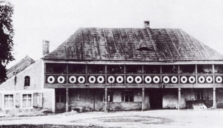 Schützenhaus Züllichau 1